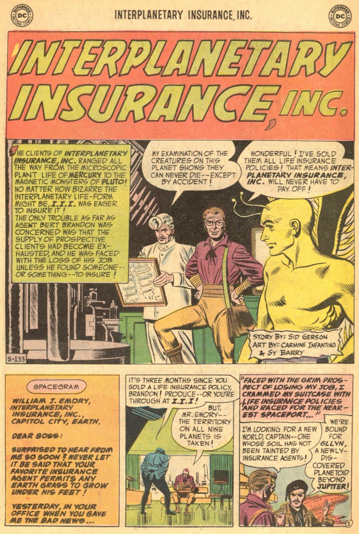Strange Adventures (1950) issue 218 - Page 15