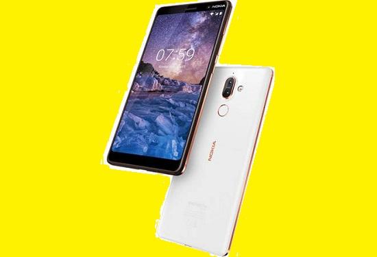 Nokia 7.1 Plus smartphone