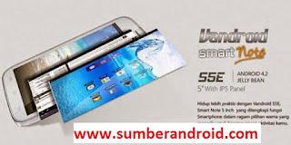 Cara Mudah Flash Android Advan S5E