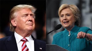 New polls taken before FBI;Presidential Candidates Clinton and Trump Battling For The Seat