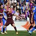 Barcelona sufrió, pero le dio vuelta el partido a Getafe y sigue con puntaje ideal