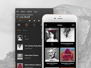 LOOP for VOX Music Cloud Storage