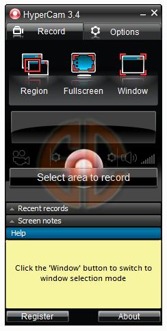 hypercam 3.4