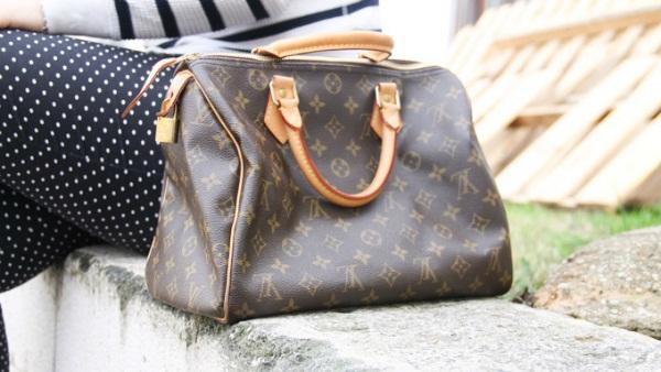 Tas ikonik Louis Vuitton