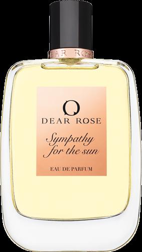 Parfum - Dear Rose Sympathy for the Sun