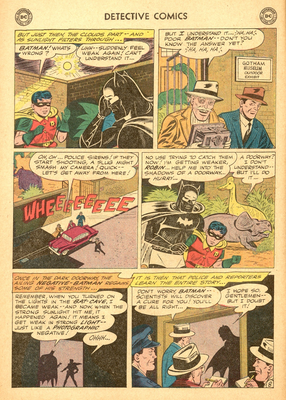 Detective Comics (1937) 284 Page 9