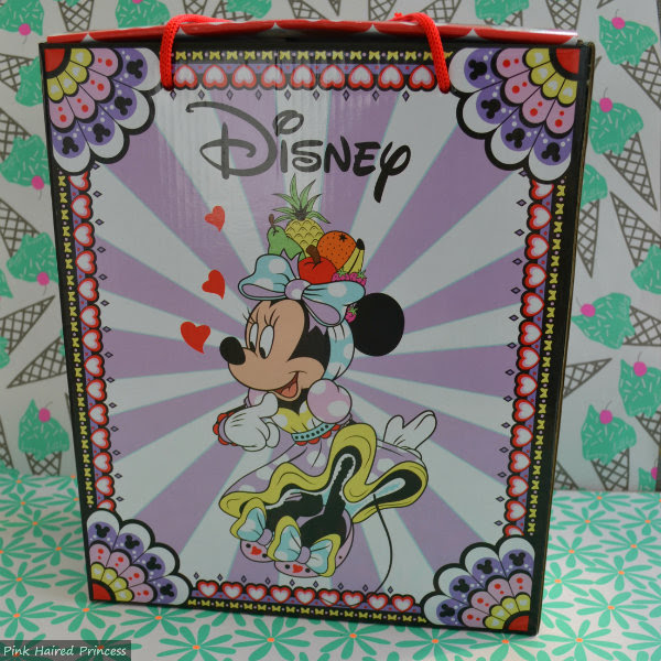irregular choice disney shoe box minnie mouse