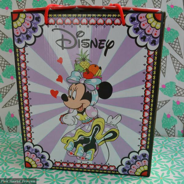 irregular choice disney shoe box minnie mouse