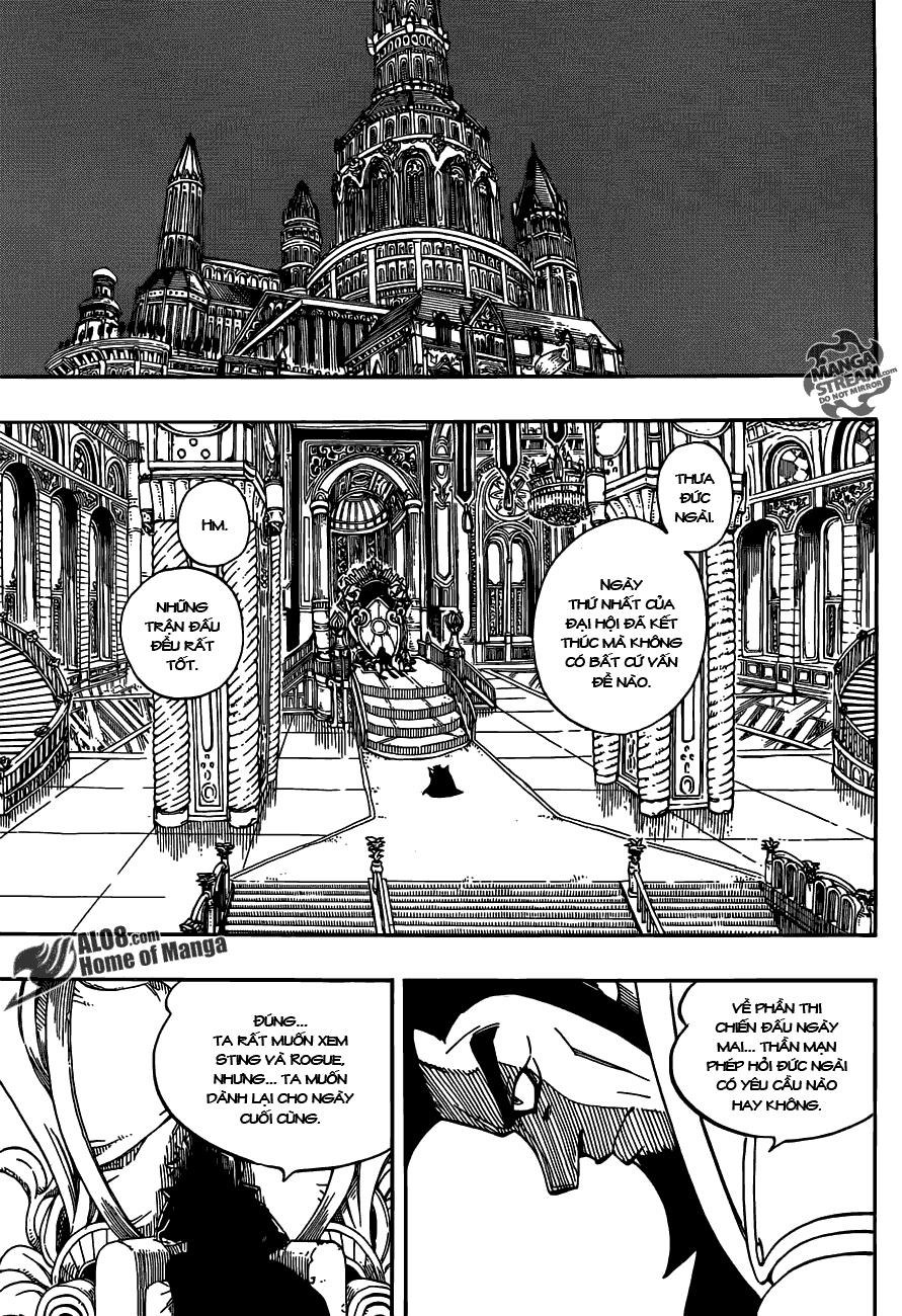 Fairy Tail chap 275 trang 9