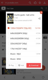 Vidmate -HD Video Downloader & Live TV Apk v3.04 for android