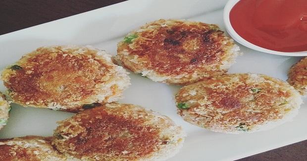 Veggie Cutlets Recipe