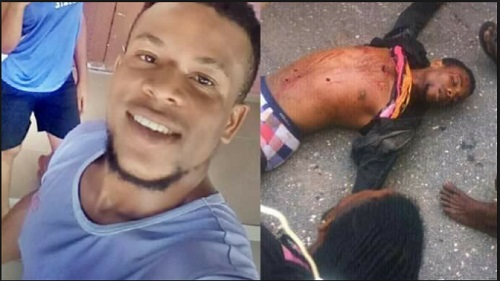 Photo:cultist who brutally murdered his nephew