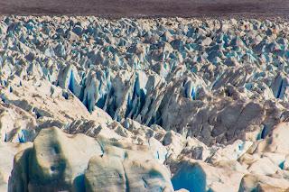 Laberinto de Hielo Zona Ruptura Visita Glaciar Perito Moreno Calafate Parque Nacional de los Glaciares