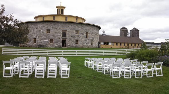 Hancock Shaker Village Wedding Venues