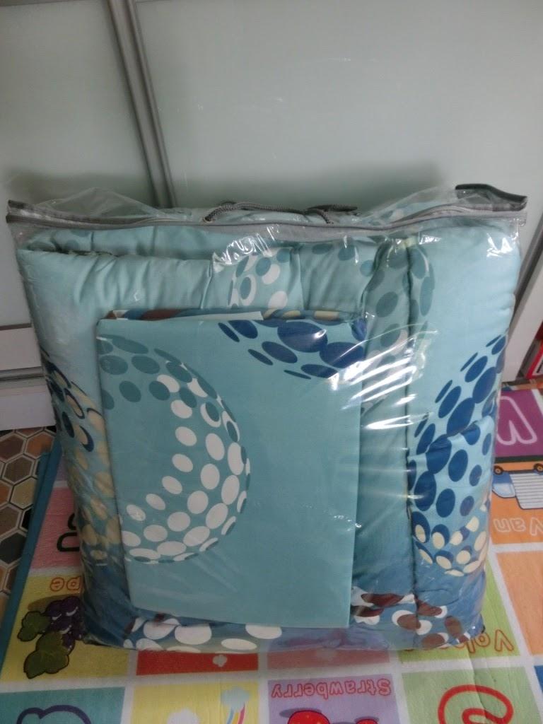 Beli Bedding Set murah di Lazada !