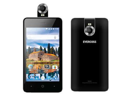 Harga Evercoss Winner T Selfie dan Spesifikasi, Ponsel Selfie Harga 600 ribuan