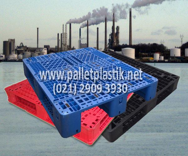 Pallet Plastik Adalah Kebutuhan Industri