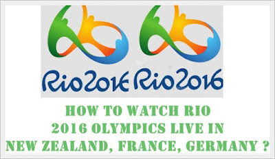 How to Watch PyeongChang 2018 Olympics Live in New Zealand, France, Germany ?