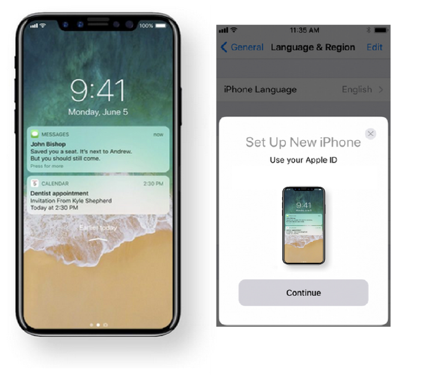 iPhone 8 and iPhone 8 Plus: A new generation of iPhone - Apple