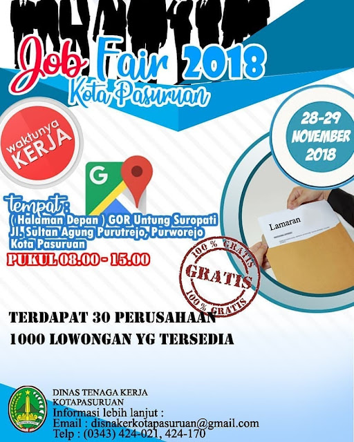 Job Fair Kota Pasuruan