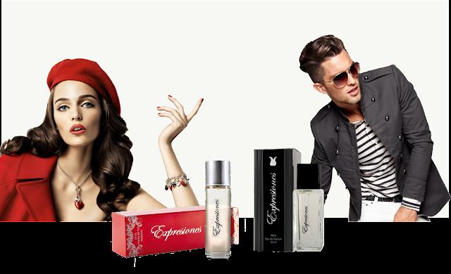 Perfumes similes