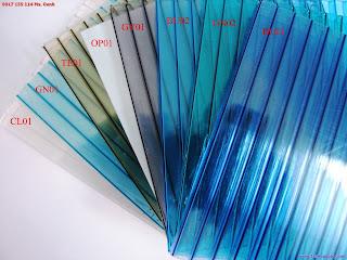 Nhà phân phối tấm lợp lấy sáng thông minh polycarbonate chính thức tại Miền Nam - Sơn Băng ảnh 16