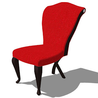 Sketchup - Chair-045