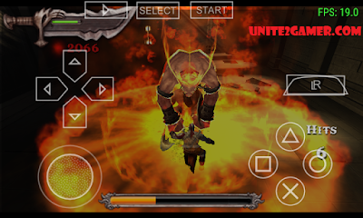 Download God Of War : Chains Of Olympus PSP Game Highly Compressed in 250 mb price in nigeria