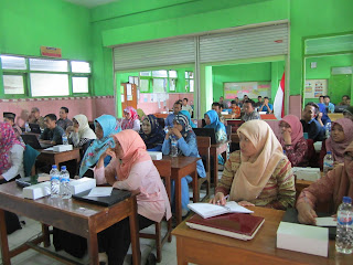 peserta sosialisasi nomor induk siswa nasional