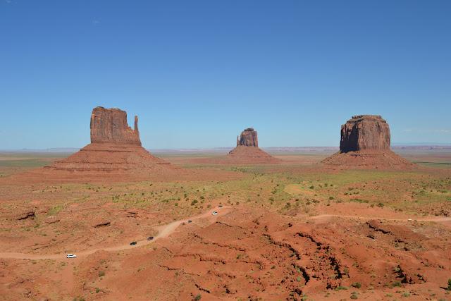 Долина монументов, Аризона (Monument Valley, AZ)