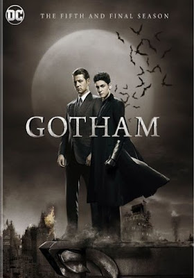Gotham Season 5 Dvd