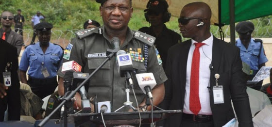 Presidency reacts to video of IGP Idris struggling to read speech