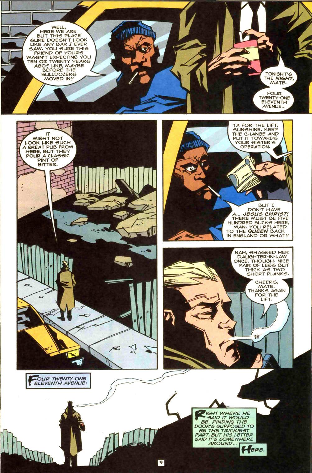 Swamp Thing (1982) #169 #177 - English 10
