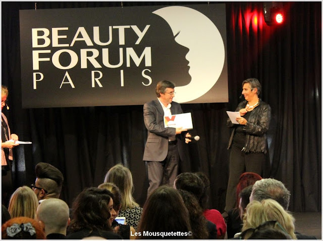 Beauty Forum Awards 2016 - Vital Spa - Spa - Blog beauté Les Mousquetettes©