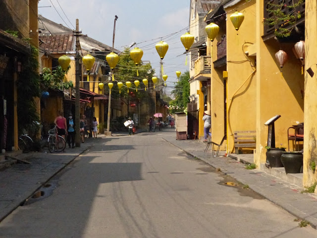 Ancient Town street in Hoi An