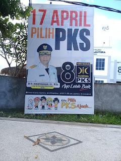 Soal Baligo Kampanye PKS, Doktor Zul: Bukan Isu Besar, Mari Bicara Hal Yang Produktif