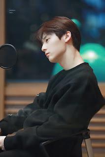 Foto terbaru Minhyun 2018