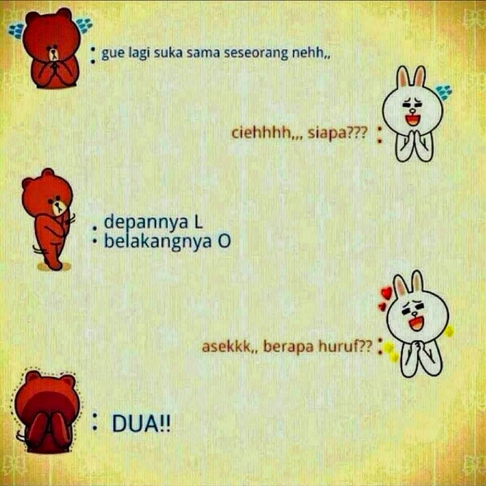 Kumpulan Gambar Emoticon Lucu LineJago TawA