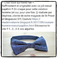 article nœud papillon homme