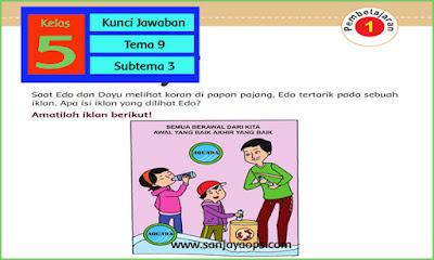 kunci-jawaban-tematik-kelas-5-tema-9-subtema-3-pembelajaran-1