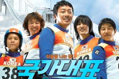 Sinopsis Take Off / Gukgadaepyo (2009) - Film Korea