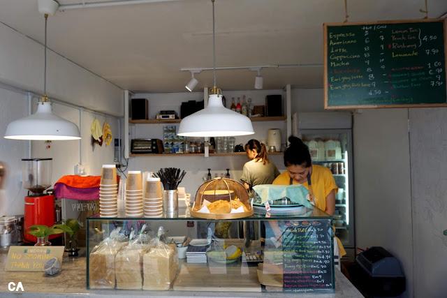 Kafe Kaki Lima Kluang Johor Curitan Aqalili