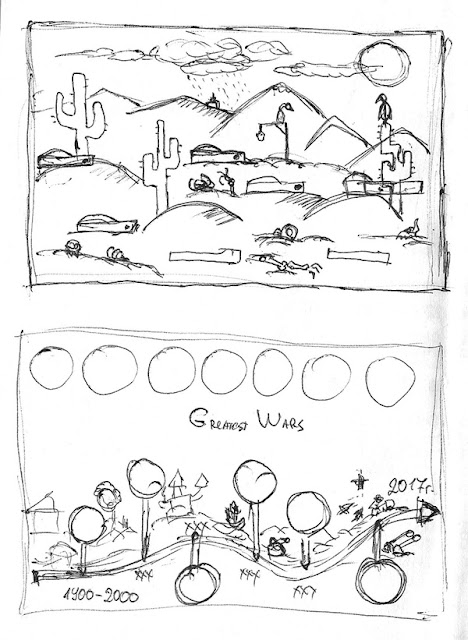 Two Game Sketches