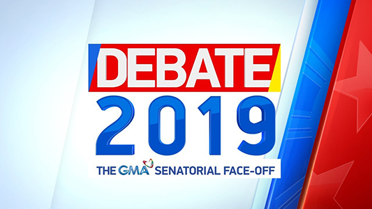 Debate 2019: The GMA Senatorial Face-Off February 9 2019 SHOW DESCRIPTION: True to its commitment to delivering the most credible coverage of the upcoming May polls, GMA News and Public […]