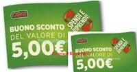 Logo Spendi&Riprendi Crai con buoni sconto da 5 euro