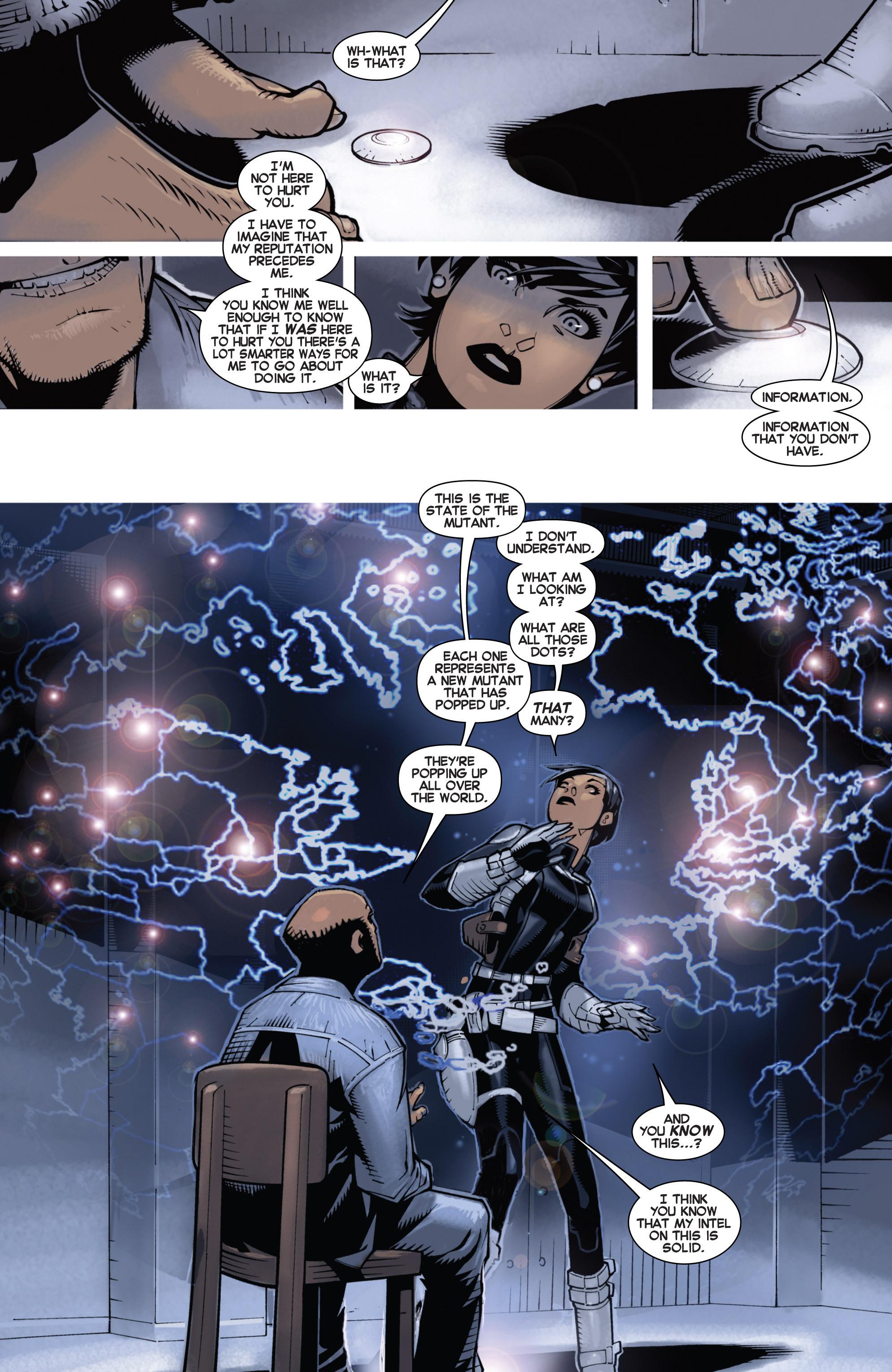 Read online Uncanny X-Men (2013) comic -  Issue # _TPB 1 - Revolution - 8