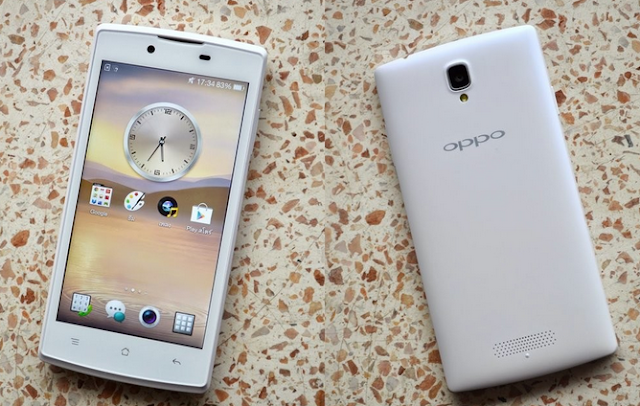 Cara Ampuh Flash Oppo Neo 3 R831K Bootloop / Stuck di Logo 100% Work
