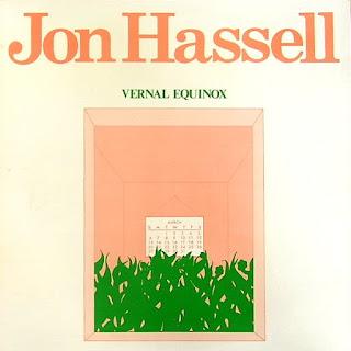 Jon Hassell, Vernal Equinox