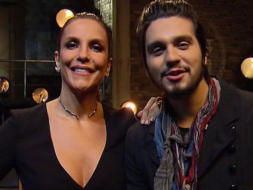 Em parceria com Ivete, Luan Santanna lança música que promete ser hit