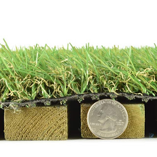 Greatmats outdoor deck turf tile